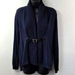 Like New! INC Navy Sweater M